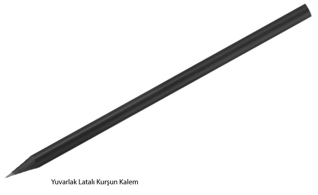 Latalı Yuvarlak Kurşun Kalem